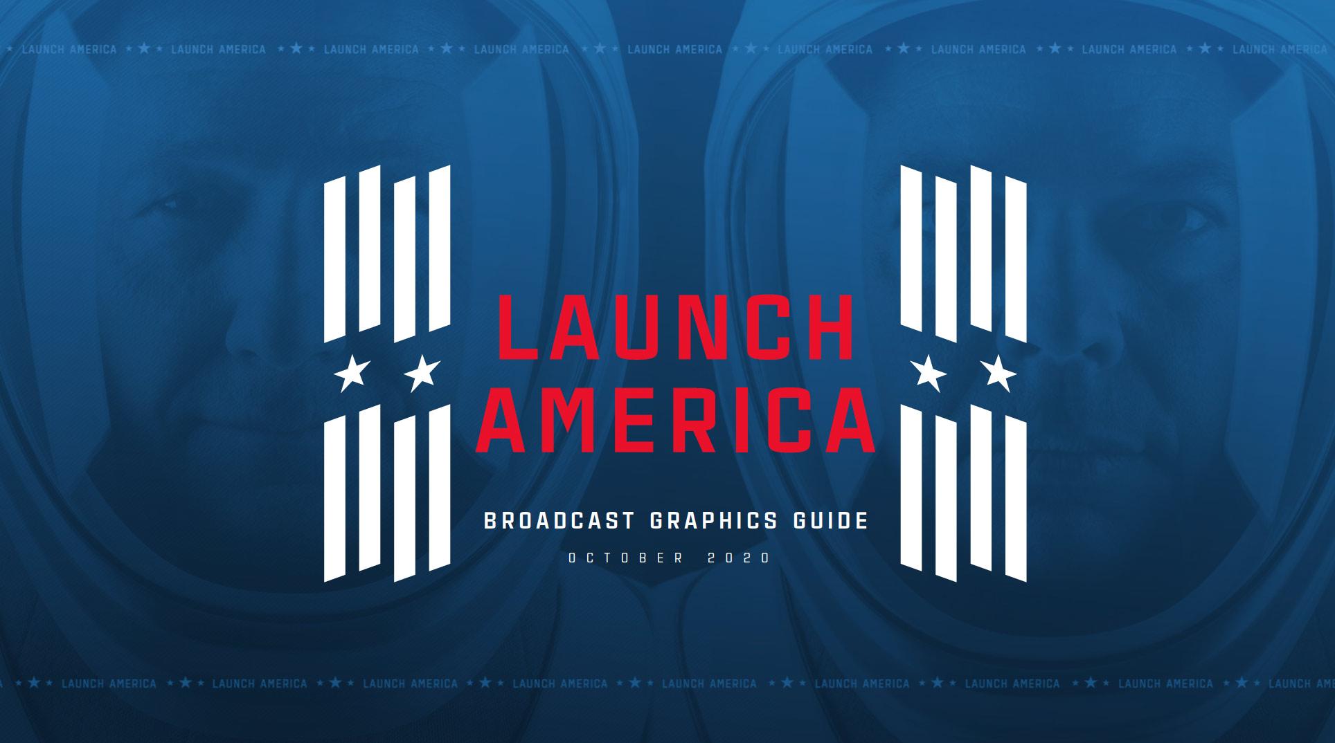 Launch America Logo Design