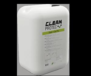 Wash 'n Sail Pro van Cleanprotec is een krachtige reiniger met coating voor boor en yacht