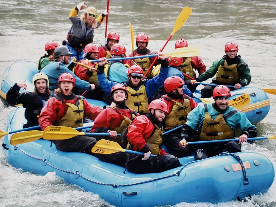 denali raft adventures nenana white water rafting guided adventure