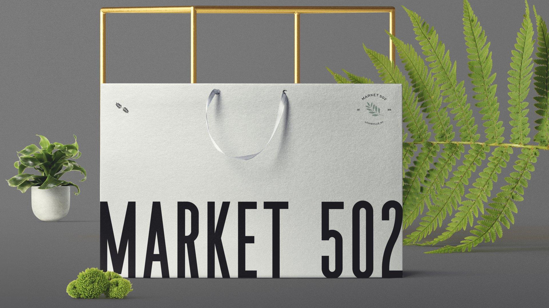 Market 502 Bag