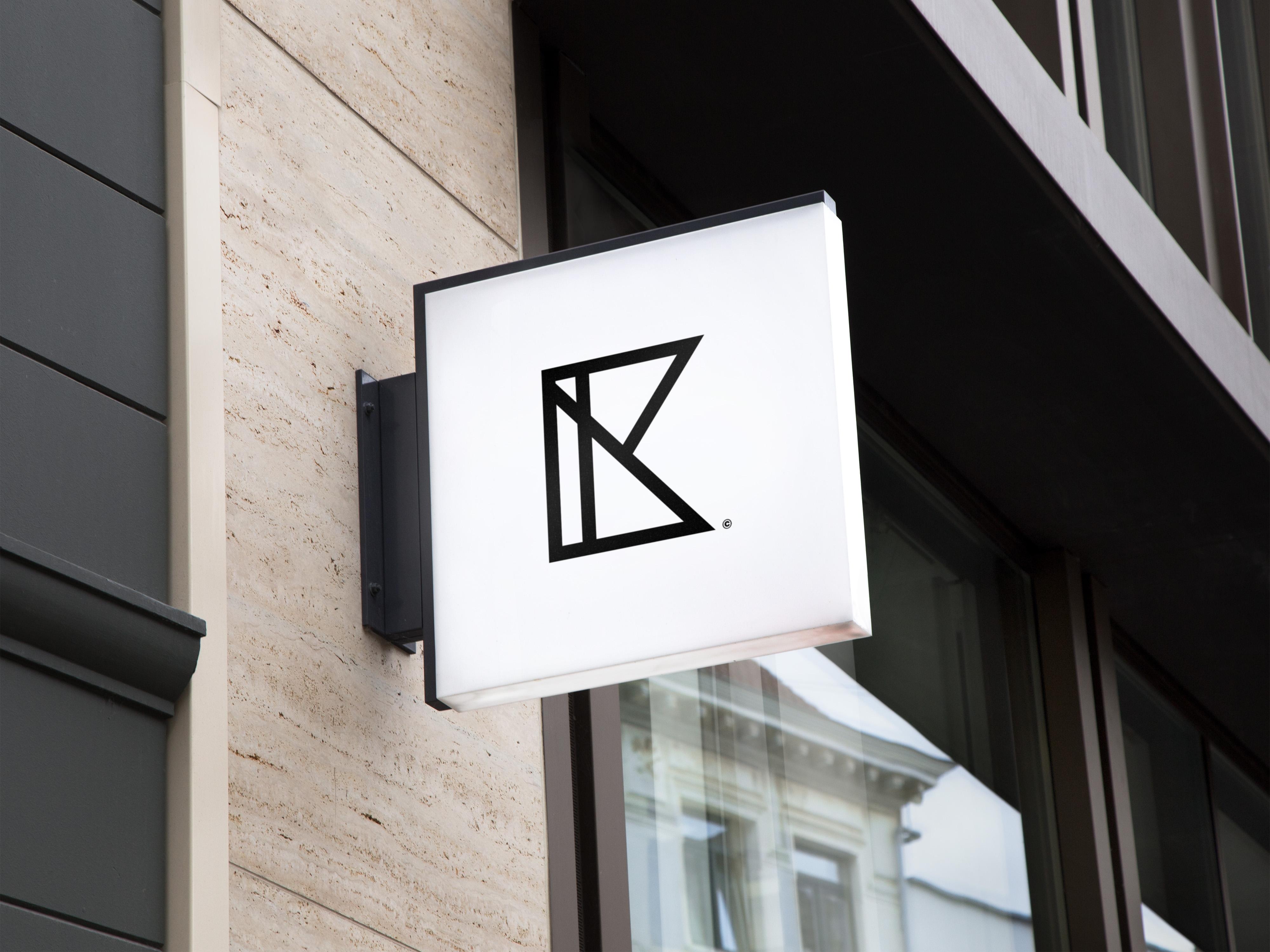 Iverson + Kaine Signage Design