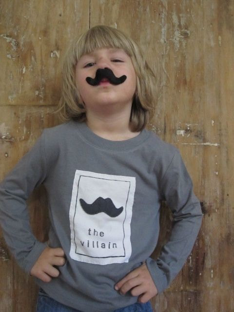 It's Mustache season!