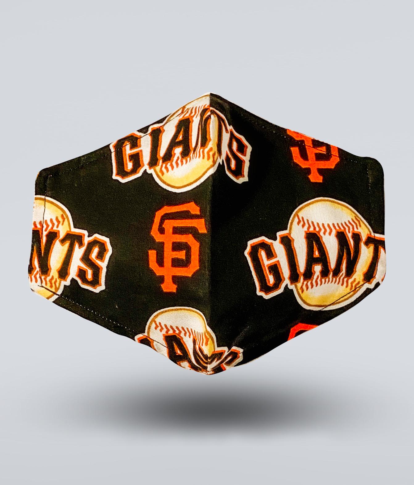 Giants Baseball Reversible Face Mask