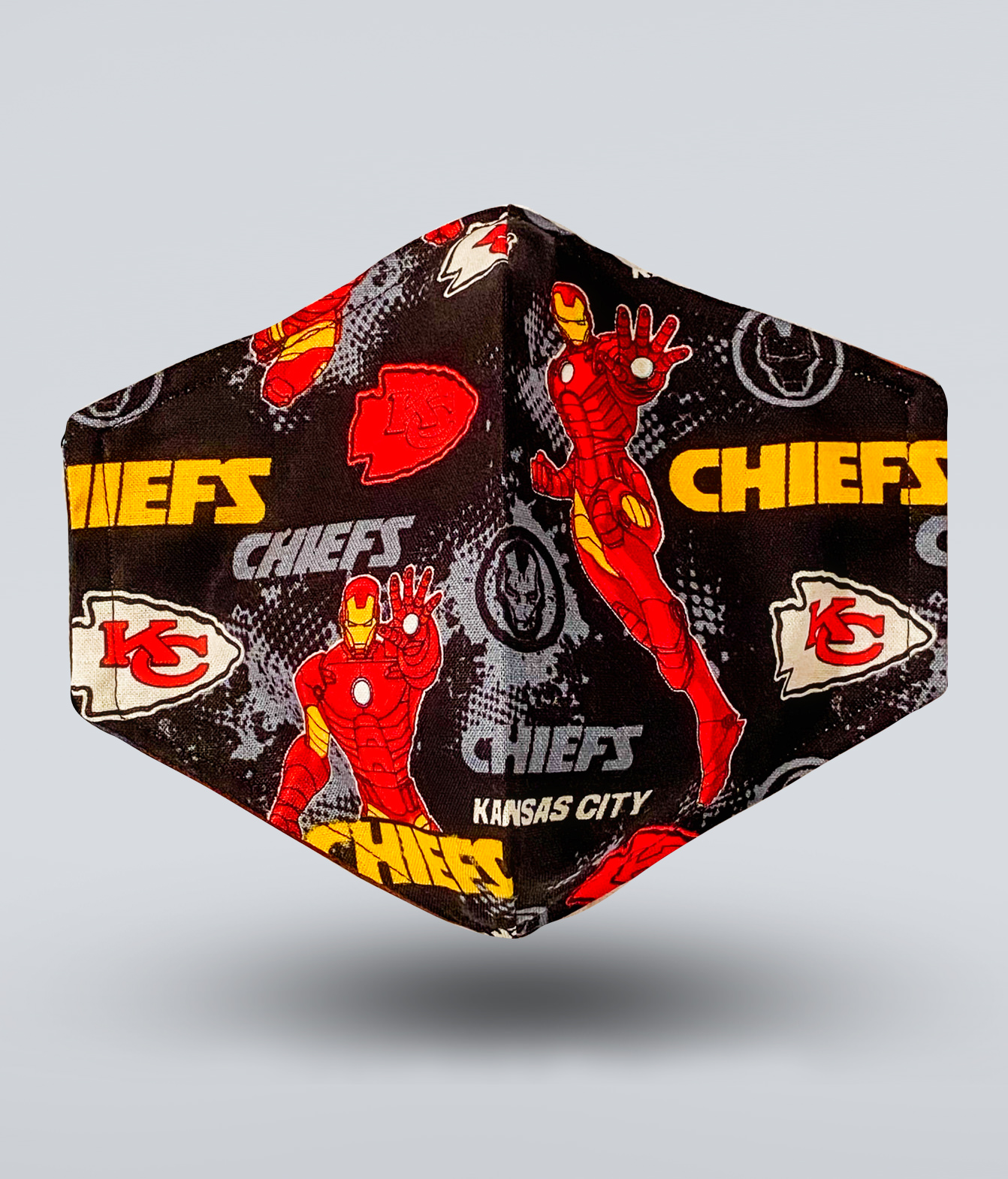 Marvel Chiefs Reversible Face Mask