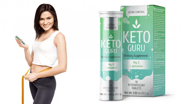 Viên sủi giảm cân KETO GURU có tốt không, giá bao nhiêu, mua bán ở đâu?