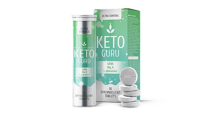 Viên sủi giản câm KETO GURU có tốt không, giá bao nhiêu, mua bán ở đâu?