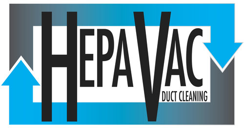 Hepa vac duct cleaning logo for case study