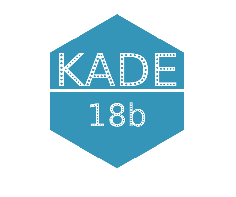 Logo Kade18b; klik hierop om terug naar mijn homepagina te gaan
