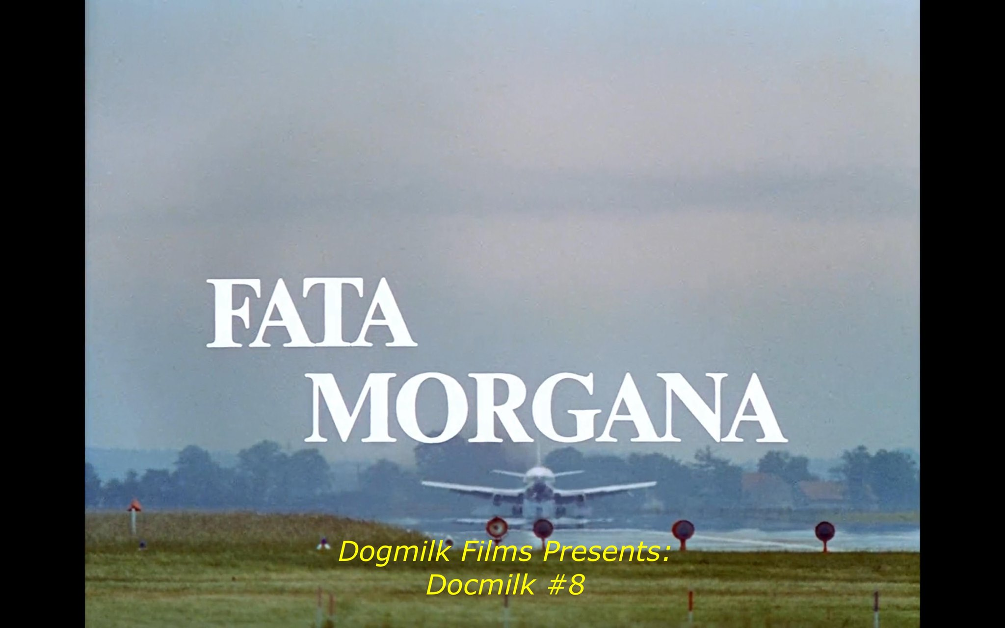 Dogmilk Presents Docmilk #8: Fata Morgana