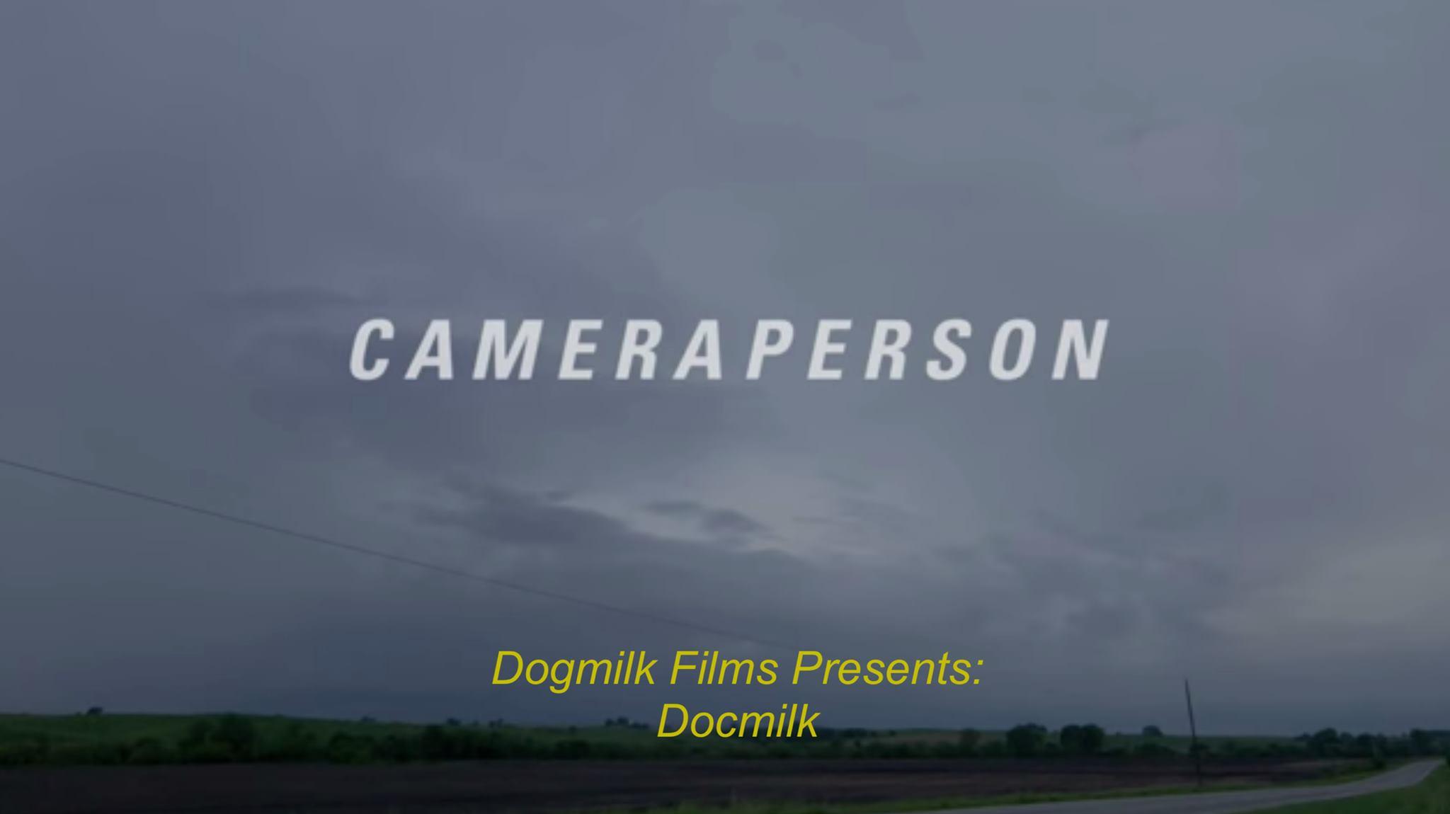 Dogmilk Films presents: Docmilk #1
