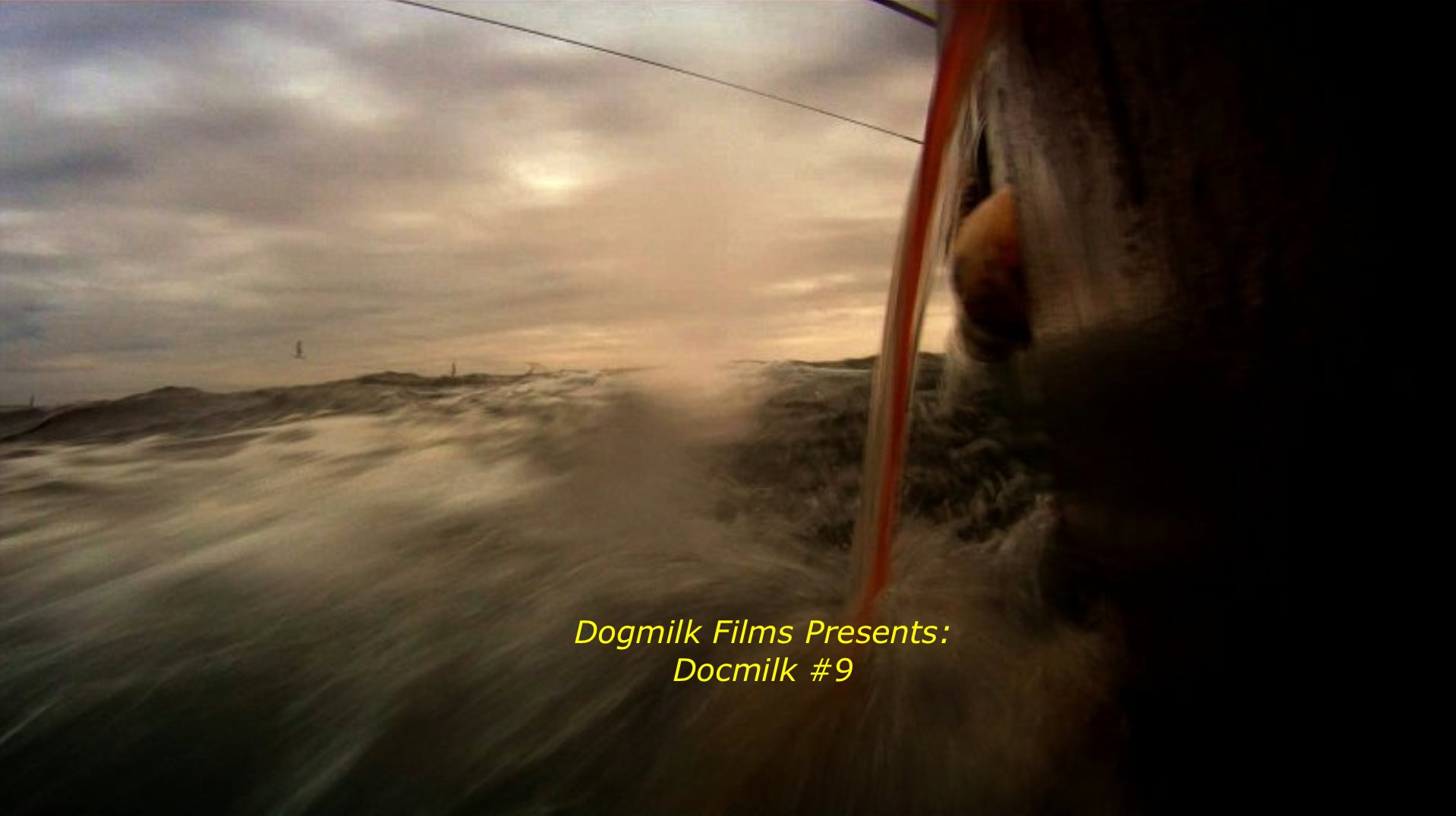 Dogmilk Presents Docmilk #9: Leviathan