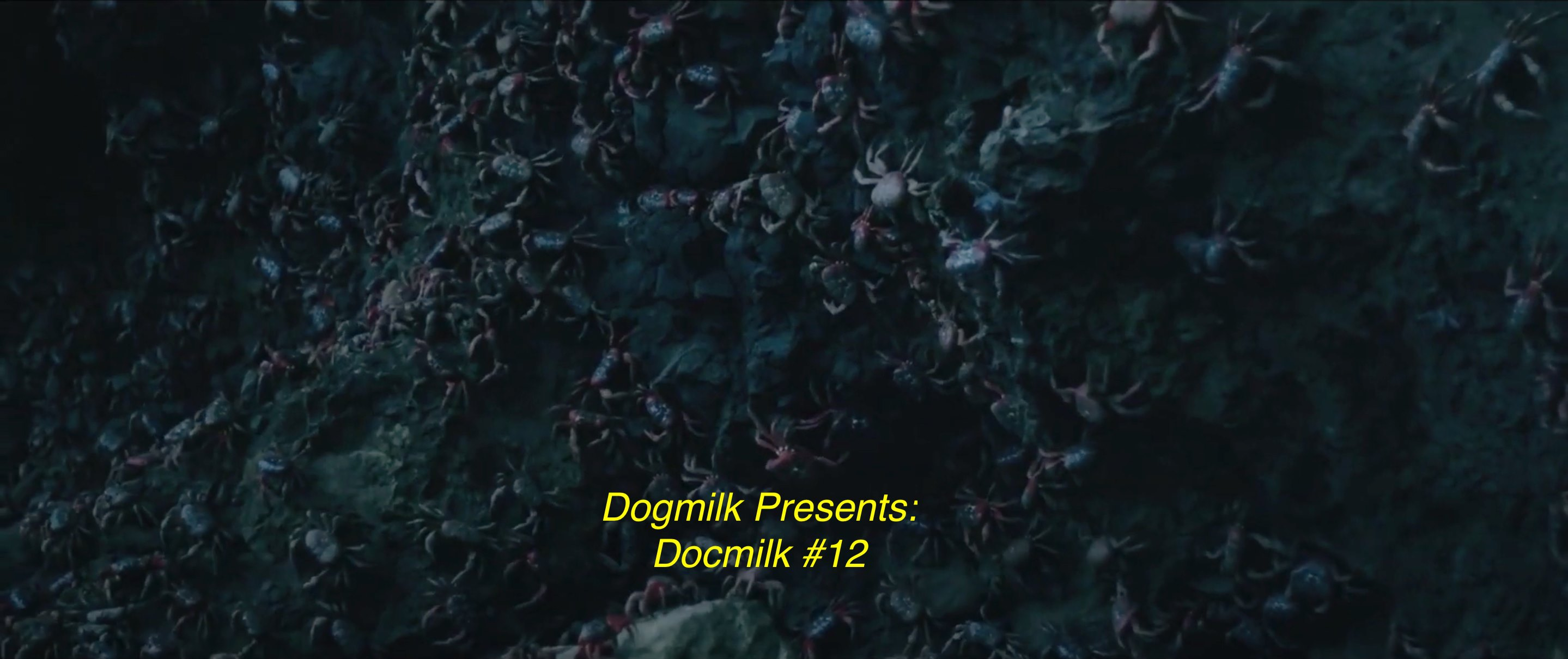 Dogmilk Presents Docmilk #12: Island of the Hungry Ghosts