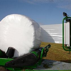 Агрострейч - пленка для обертывания сенажа