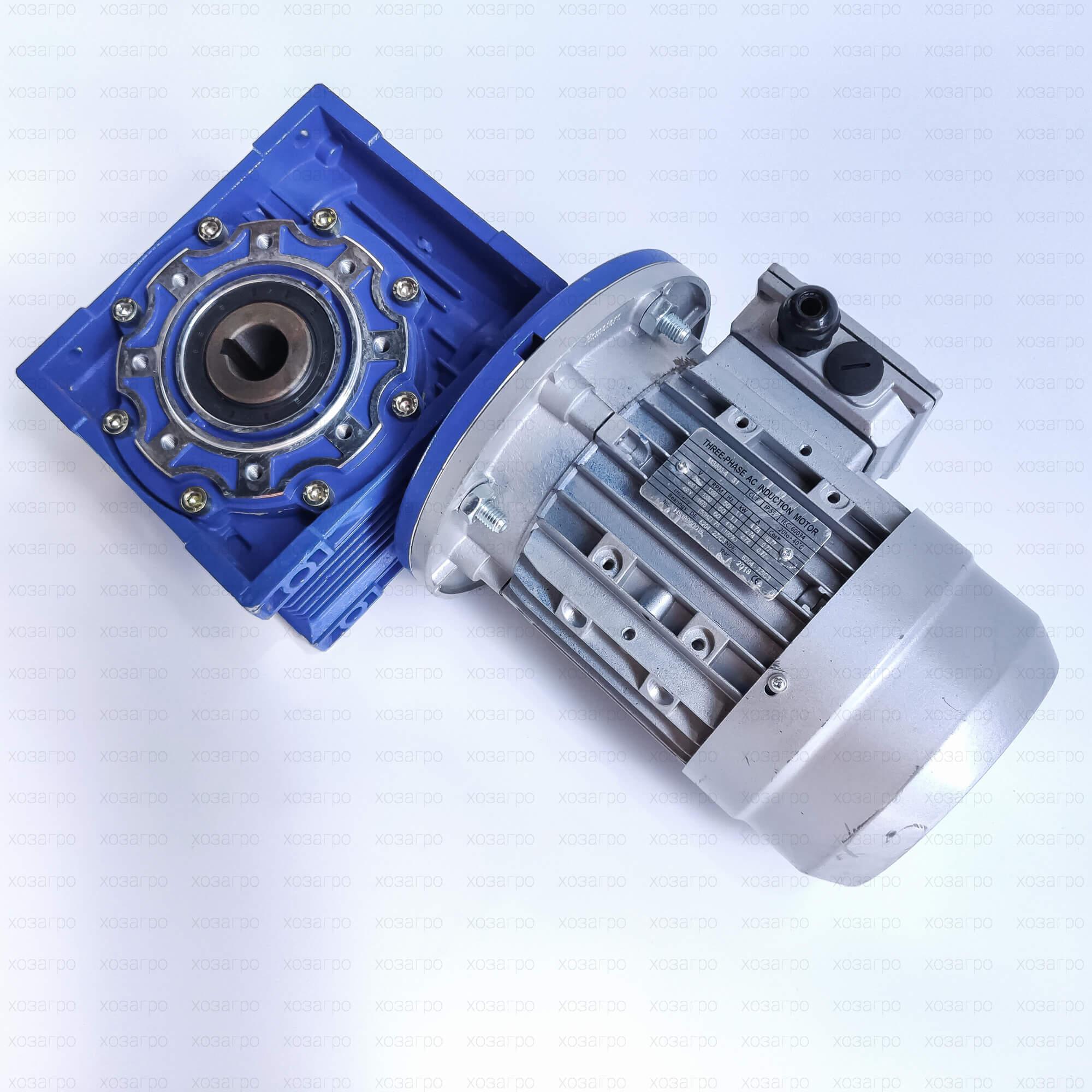 Мотор-редуктор РС75