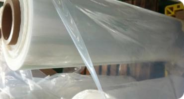 Покрытие профессиональной термической плёнкой