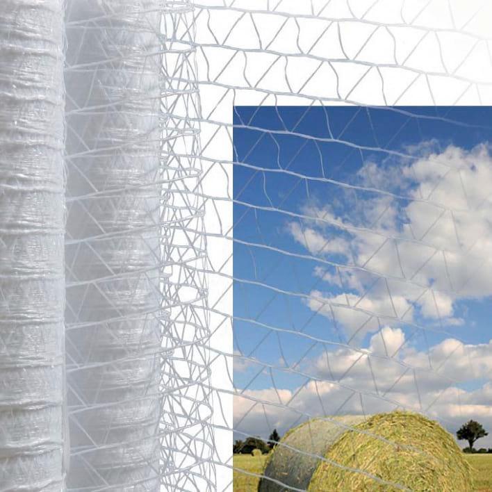 Купить сеновязальную | сенажную сетку