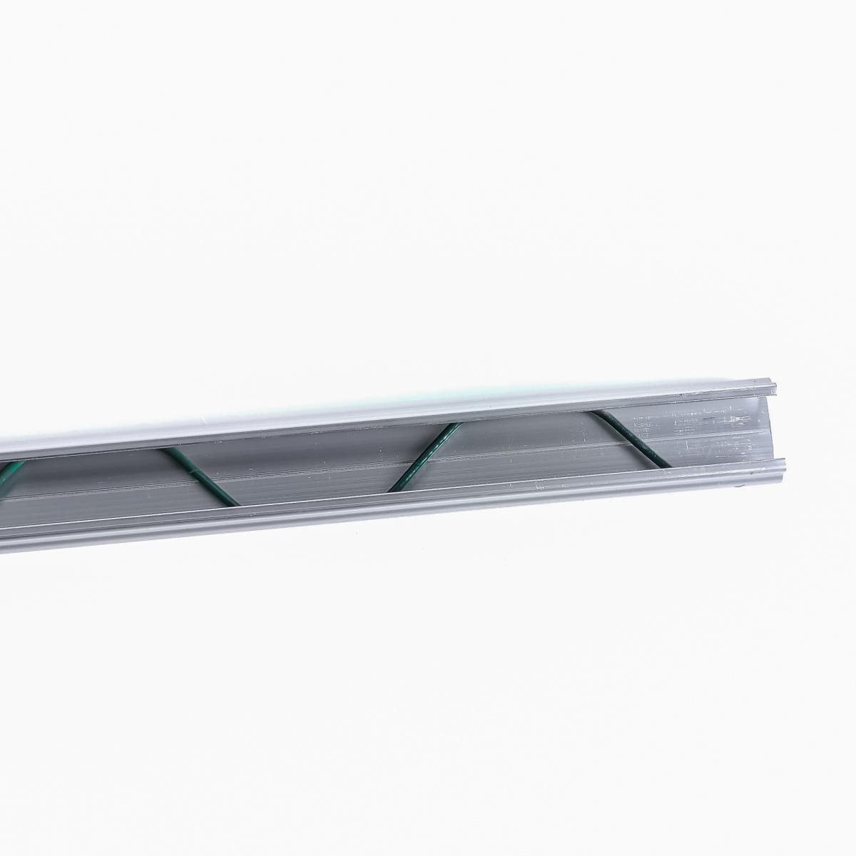 Алюминиевый профиль зигзаг