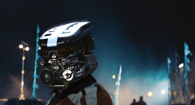 CGI work by Chief