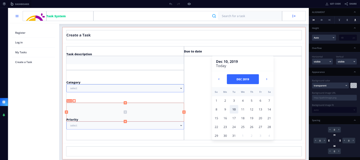 How to build the best team task management app without coding