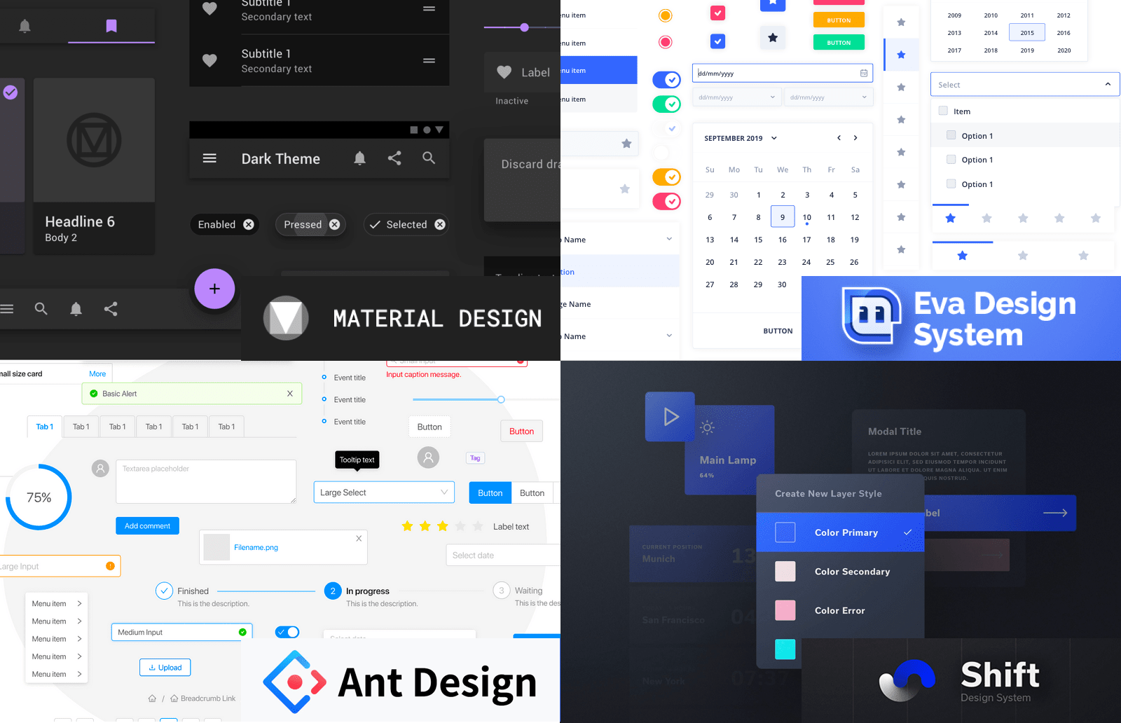 Customizable Design Systems in UX/UI