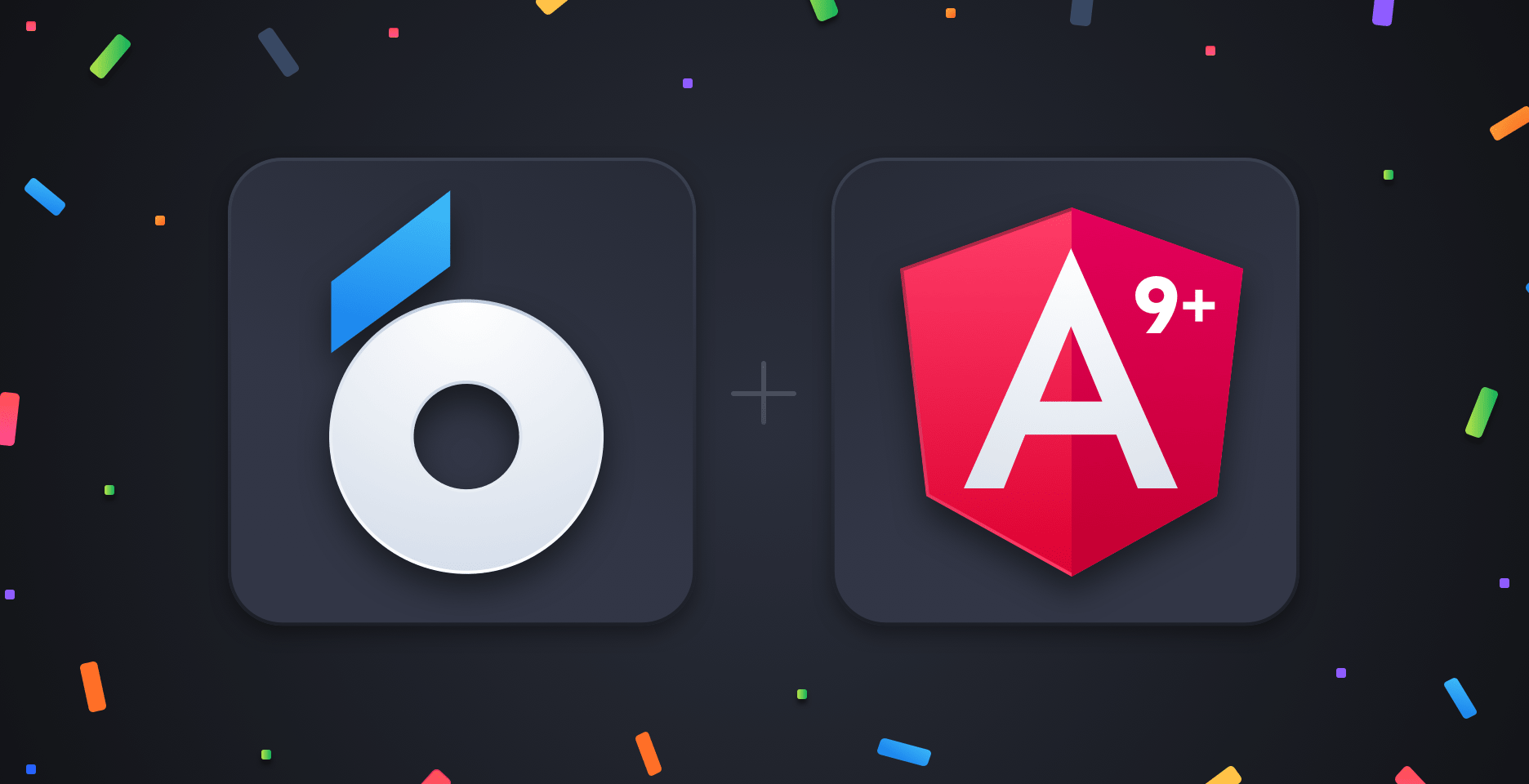 UI Bakery apps builder updated to Angular 9+