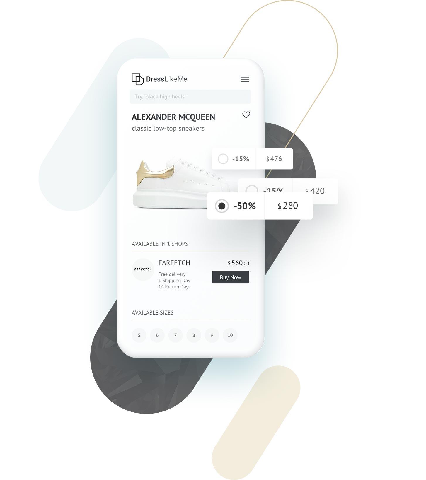 DressLikeMe: AI Fashion Platform