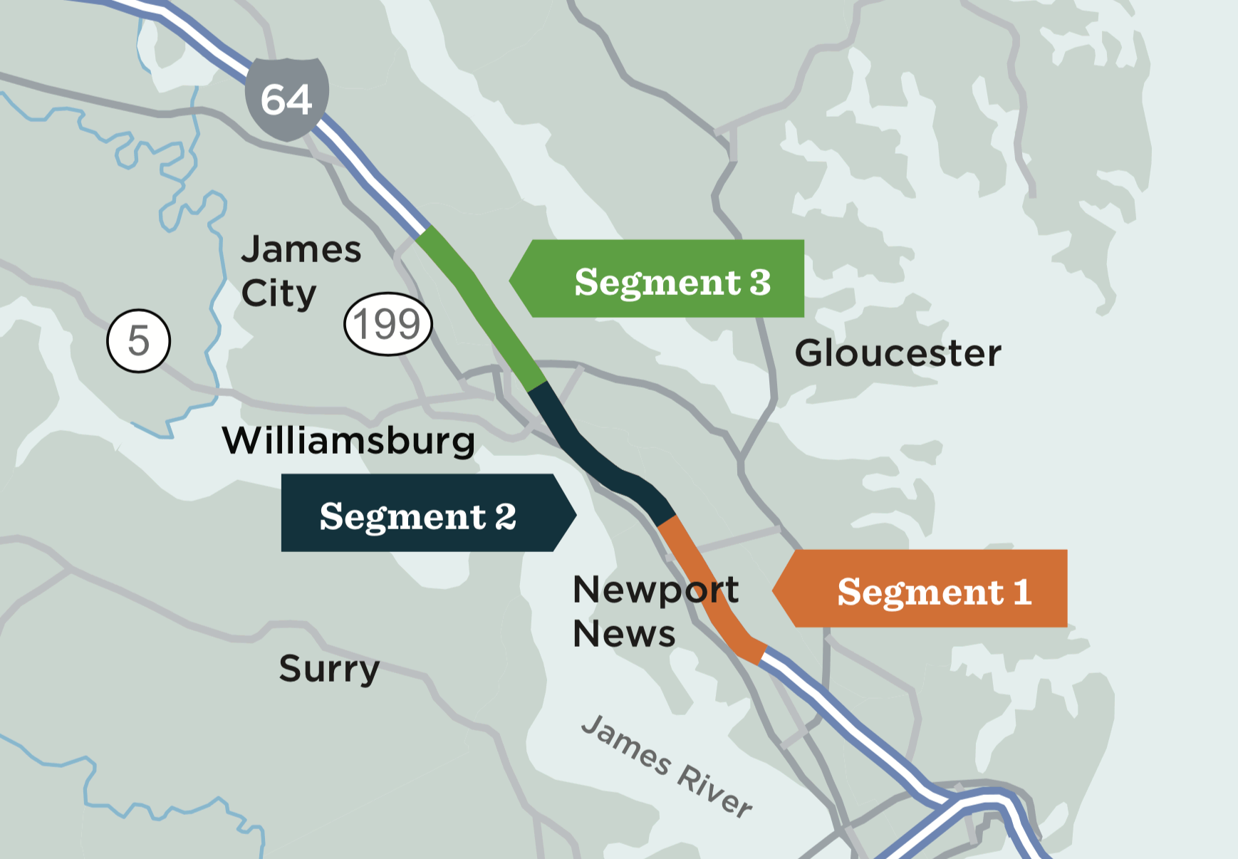 I-64 Widening Project