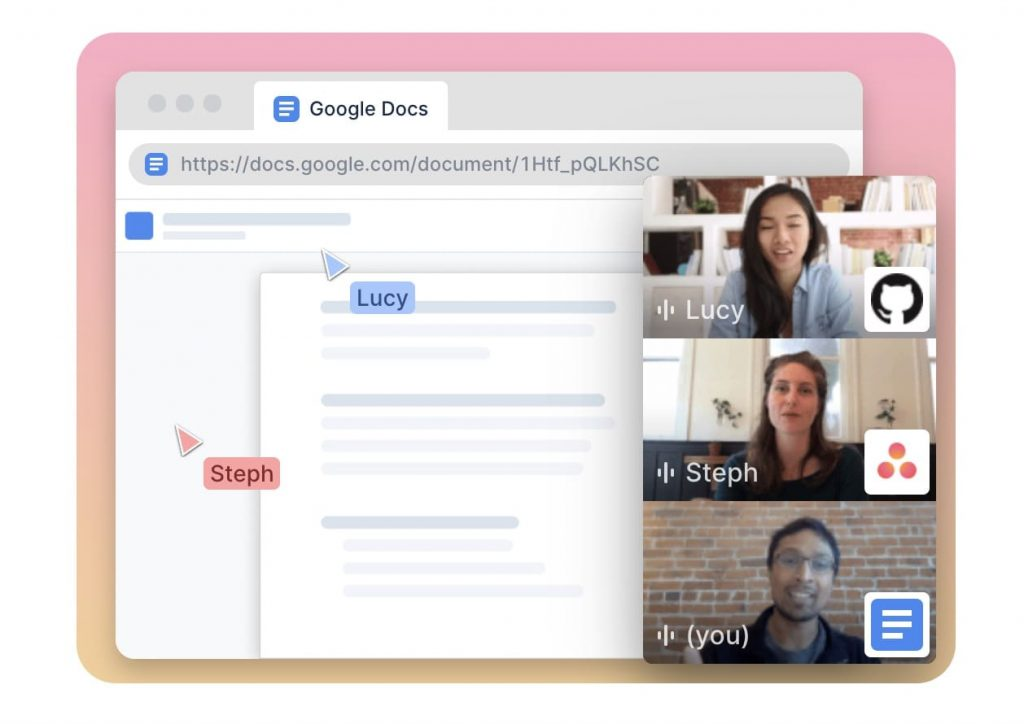 Tandem Google Docs integration helps remote teams collaborate