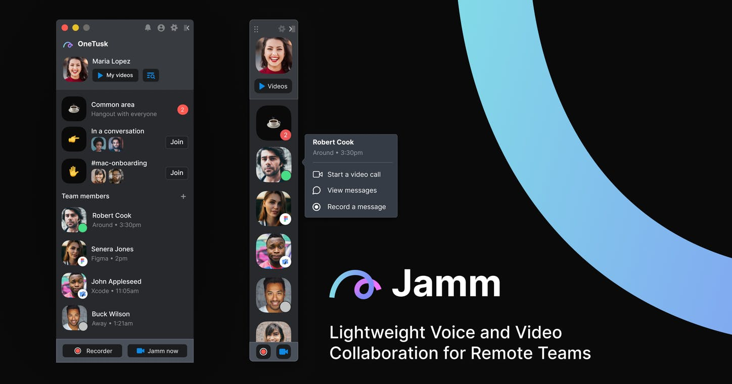 Jamm is a great way to build the company culture
