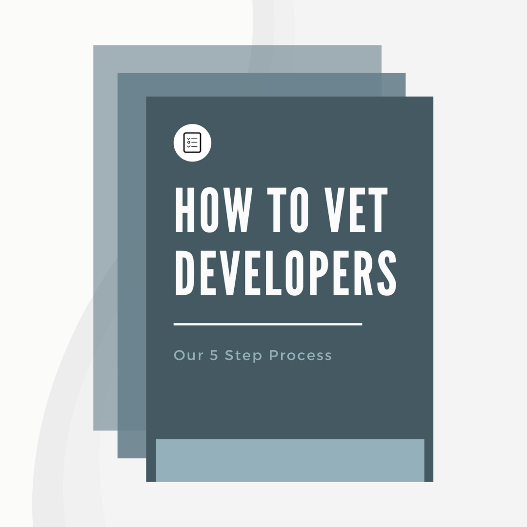 How to Vet Developers