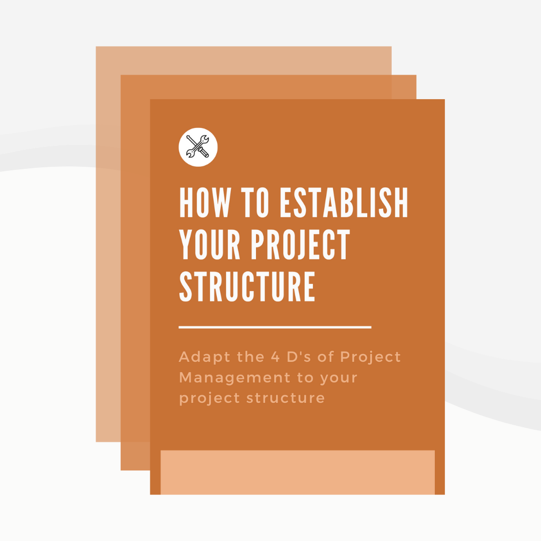How to Establish Your Project Structure
