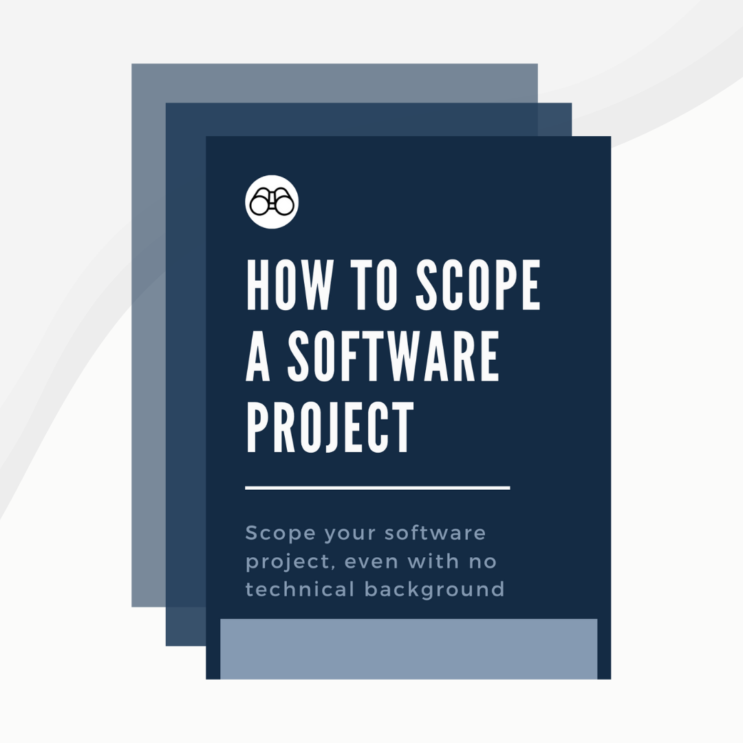 How to Scope a Software Project