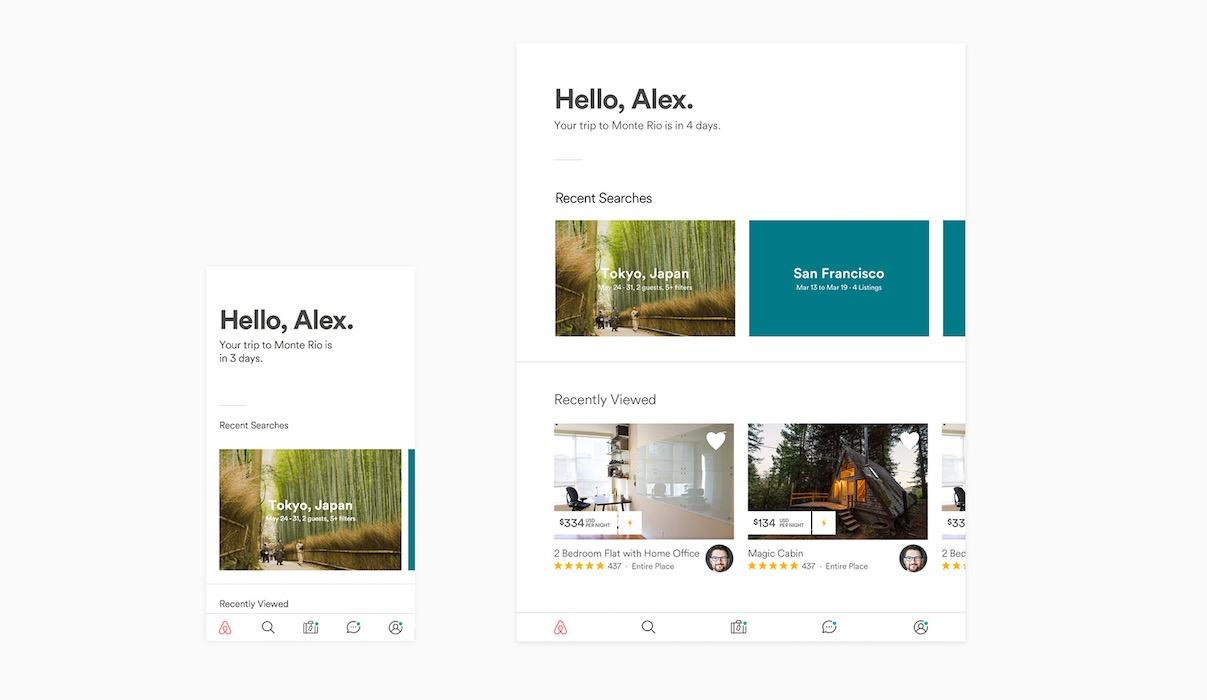 Airbnb design system