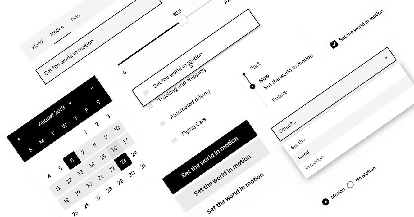 Uber design system