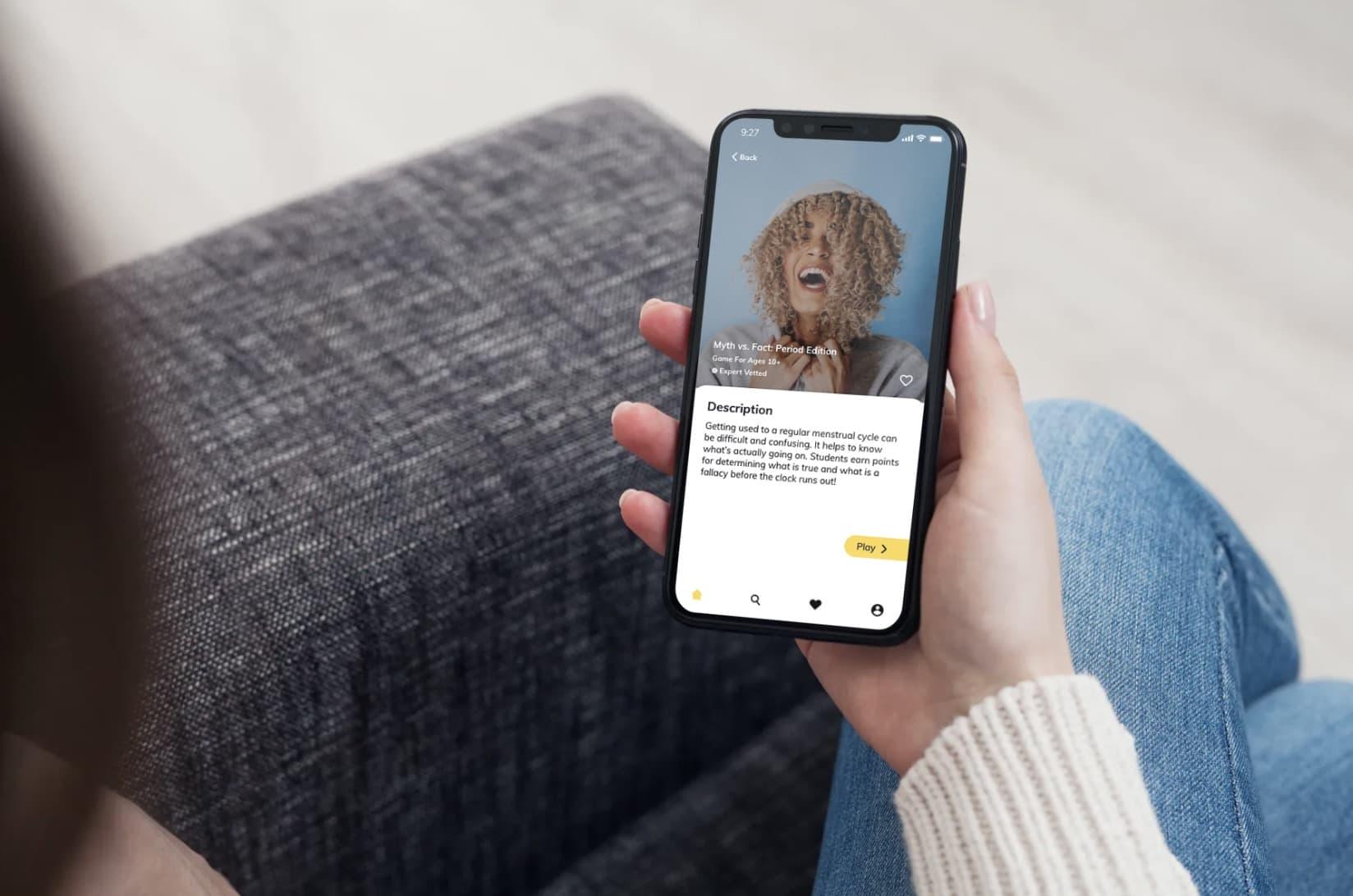 Maro App Screenshot