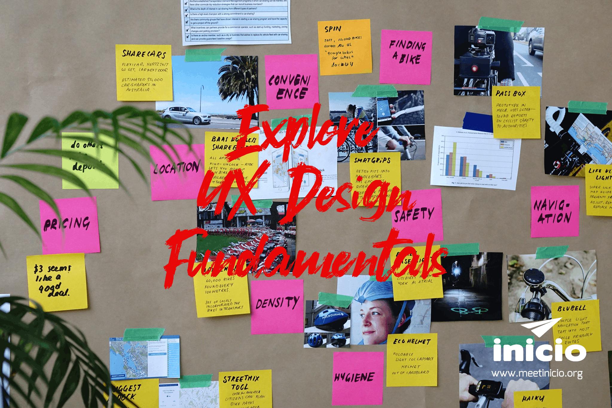 Explore UX Design | Image credit: Lum3n (Unsplash)