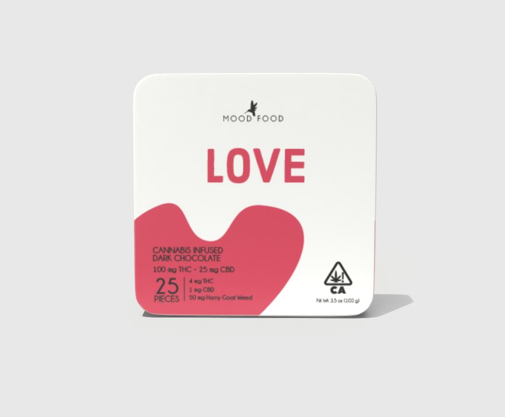 Love Mood Food Package