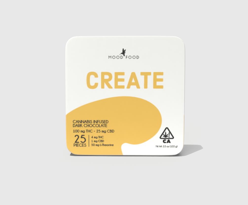 Create Mood Food Package