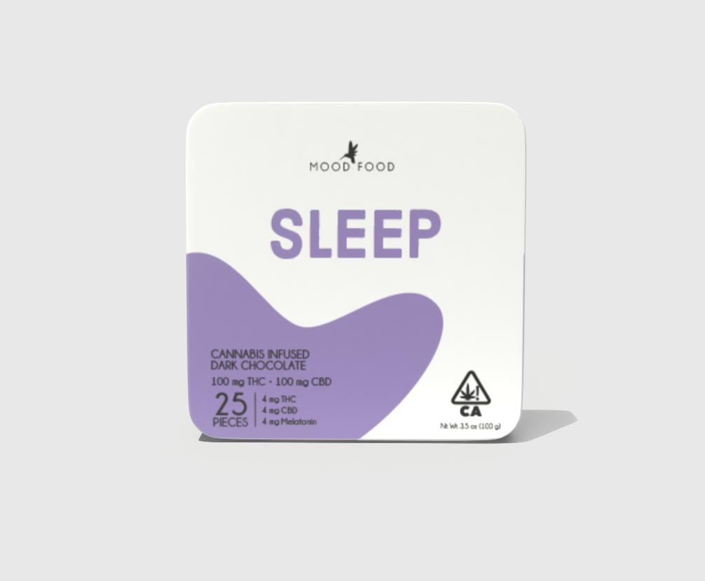 Sleep Mood Food Package