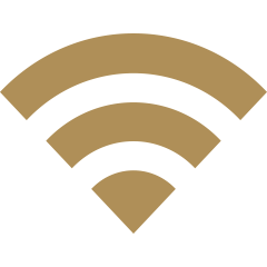 Wifi & Hard-Wired Internet