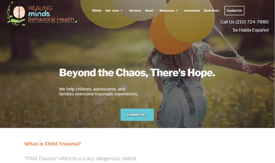 Healing Minds Behavioral Health