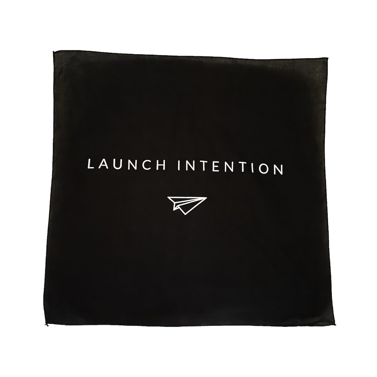Launch Intention Bandana
