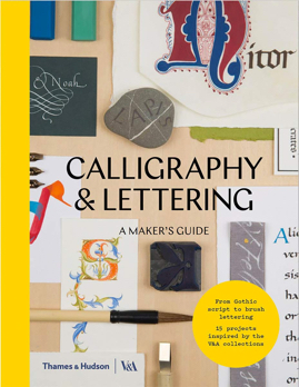 The V&A – Calligraphy & Lettering book