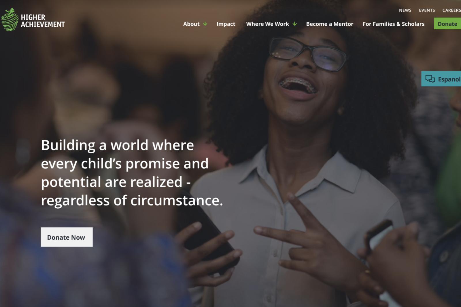HA homepage