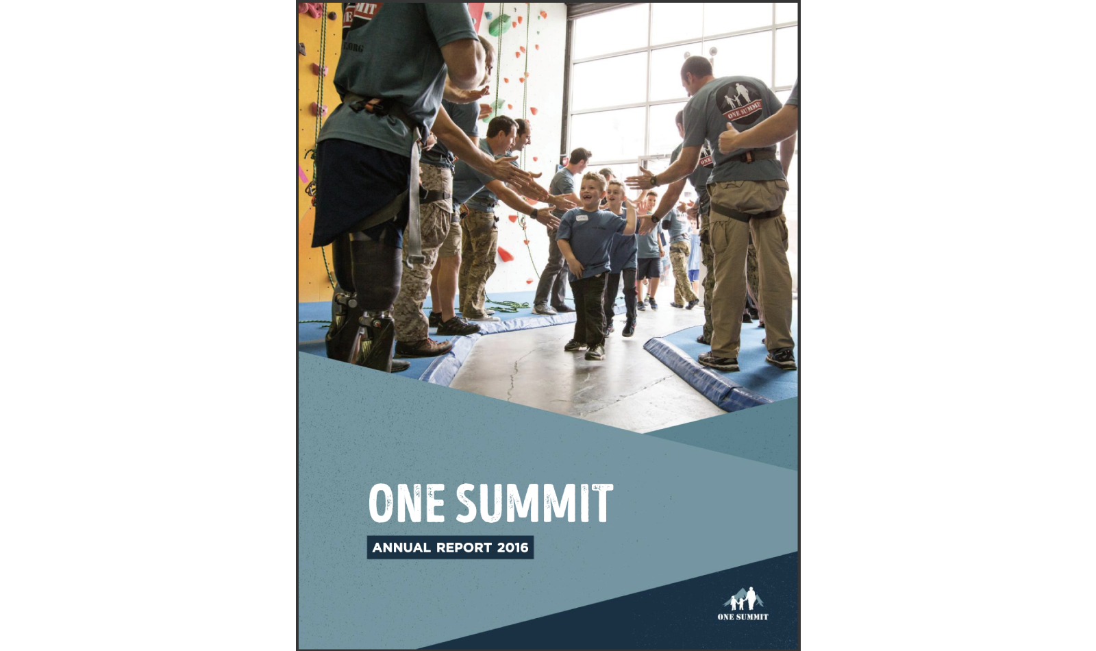 OS Annual Report Cover