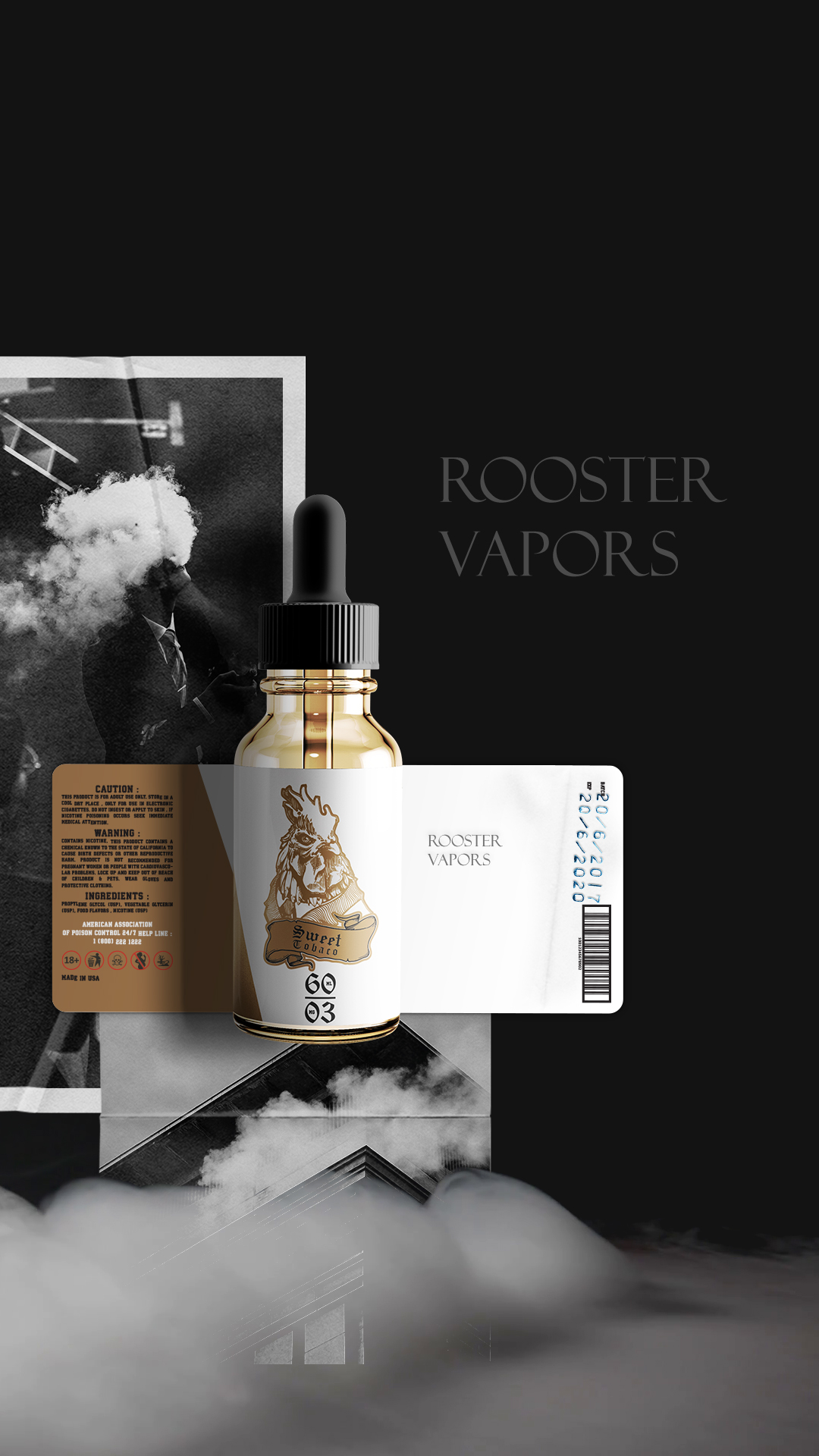 Rooster Vapors