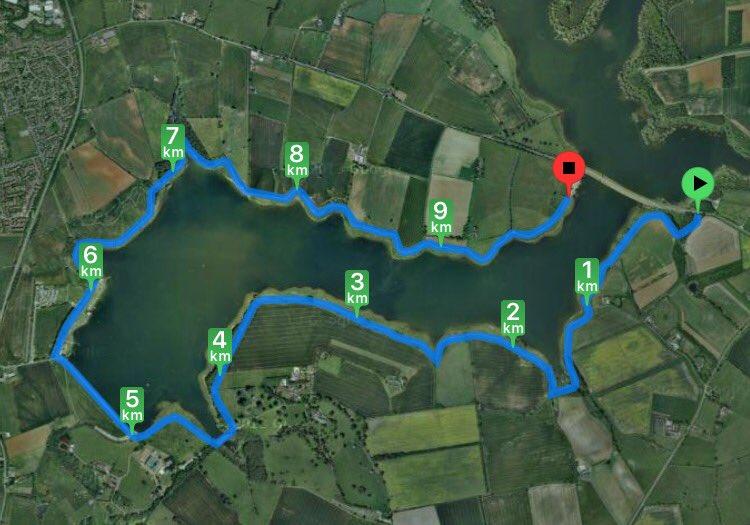 hiking map take a challenge