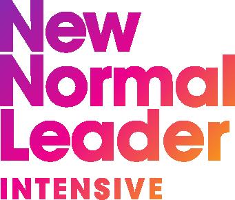 New Normal Leader Intensive workshop logo