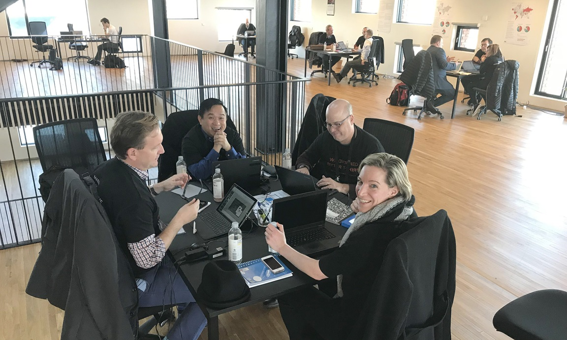 """Maersk: """"Global Startup Program Leads to First Investment"""""""