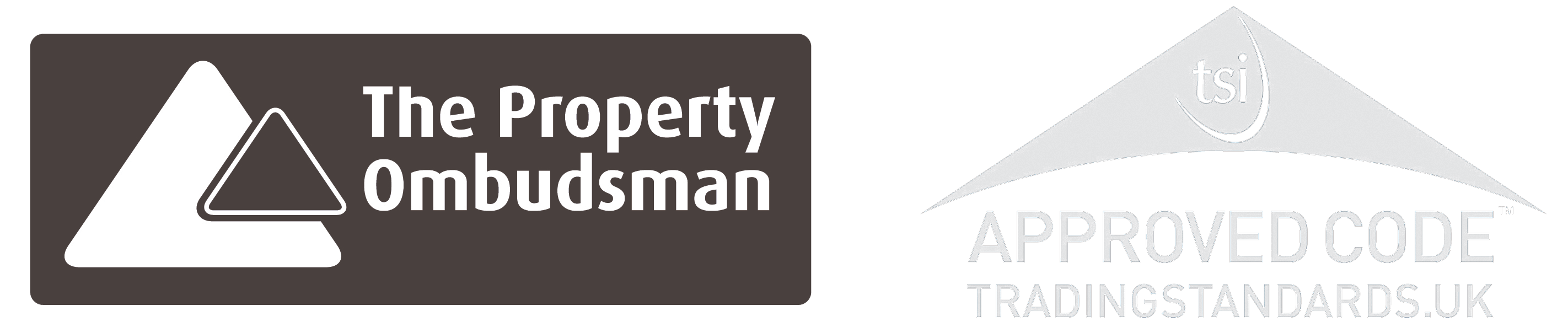property ombudsman and trading standards